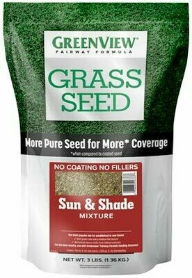 Greenview Sun and Shade Grass Seed