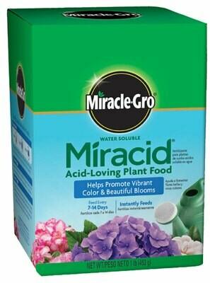 Miracle Gro Miracid