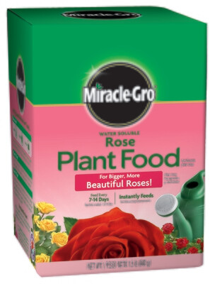 Miracle Gro Rose Plant Food