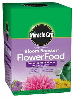 Miracle Gro Bloom Booster