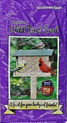 Deck-n-Patio Bird Feed