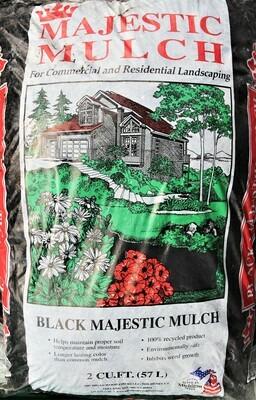 Majestic Mulch Black