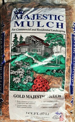 Gold Majestic Mulch