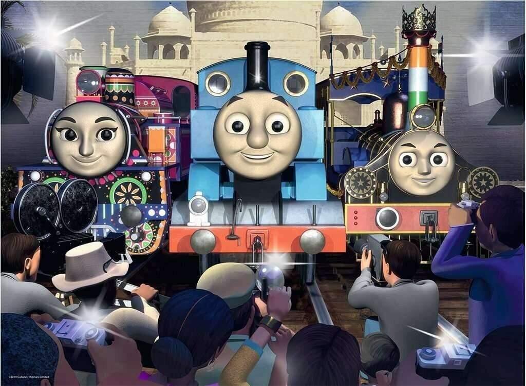 Say Cheese, Thomas! - 100 pc