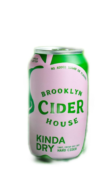 Brooklyn Cider Kinda Dry