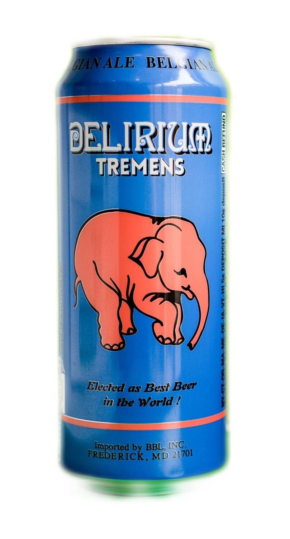 CANS Delirium Tremens
