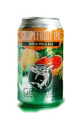 Ghostfish Grapefruit IPA