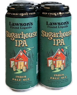4-PACK Lawsons Sugarhouse IPA