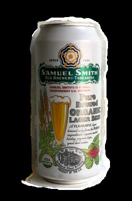Samuel Smith Organic Lager Beer