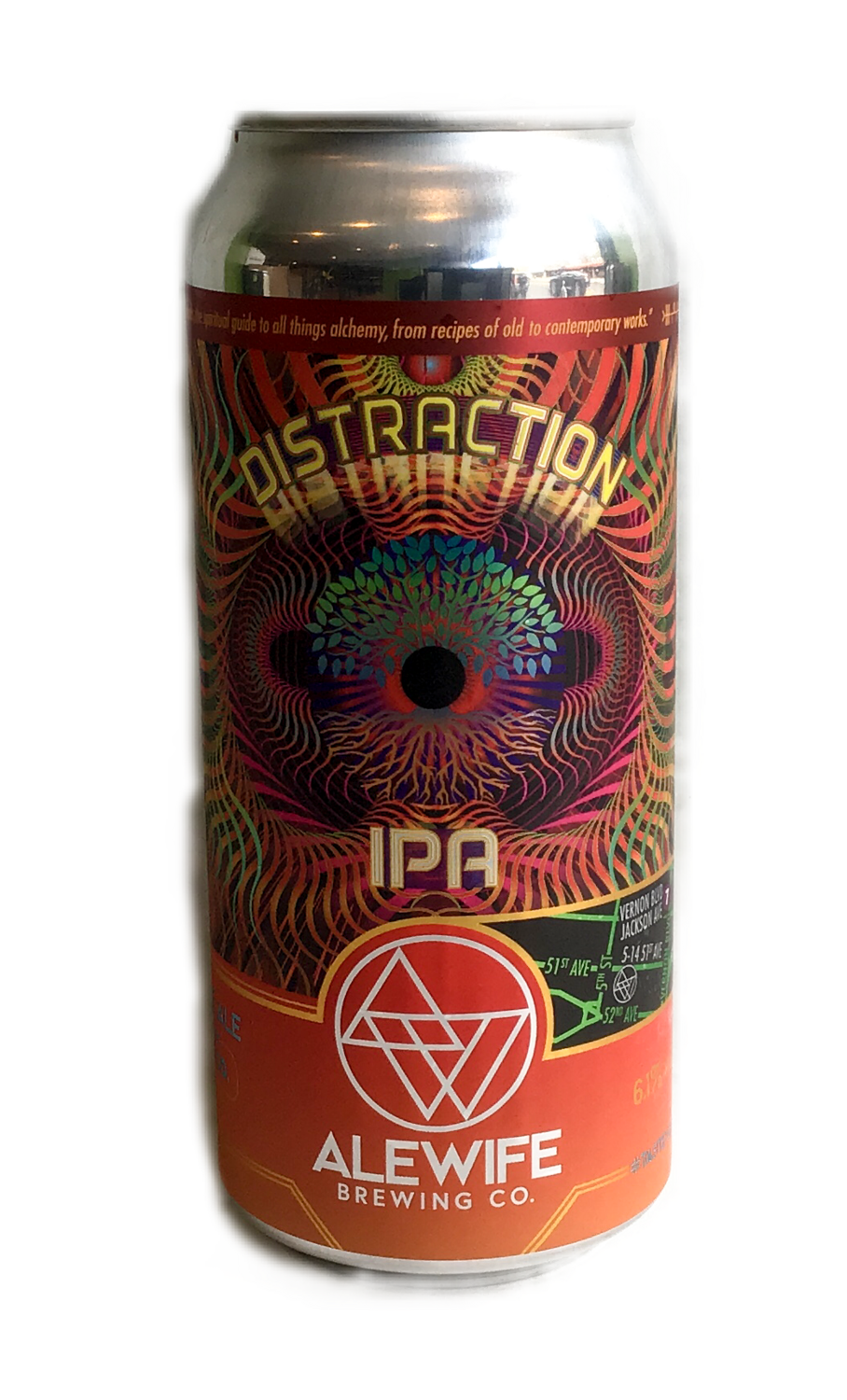 Alewife Distraction IPA