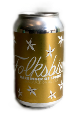 Folksbier Harbinger of Spring