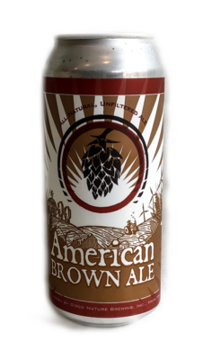 Good Nature American Brown Ale