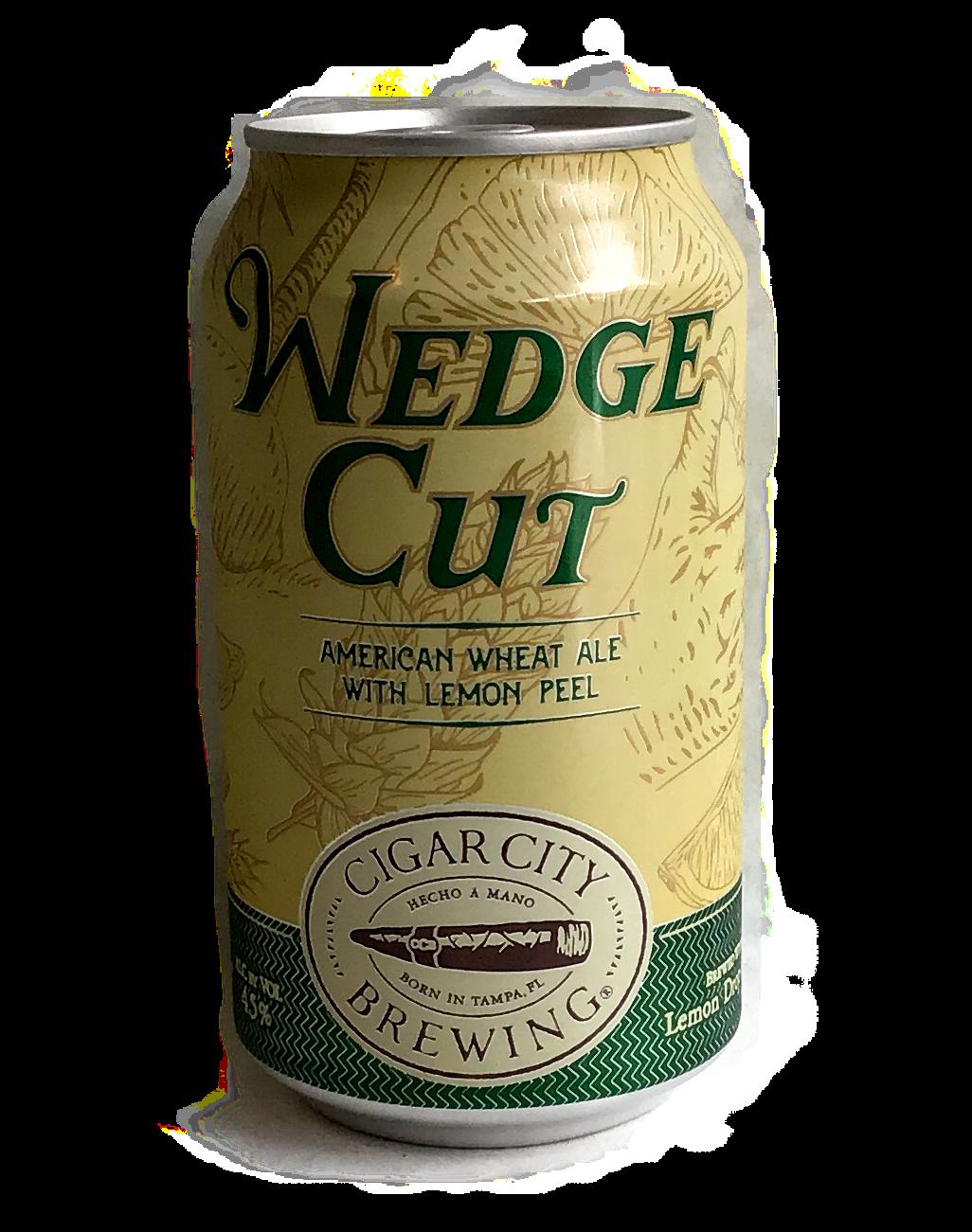 CIgar City Wedge Cut