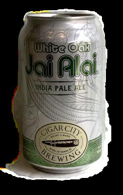 Cigar City WHITE OAK Jai Alai