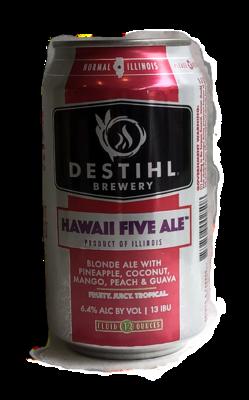 Destihl Hawaii Five Ale