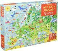 Jigsaw Atlas Europe