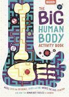 Big Human Body Activity Book