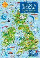 Jigsaw Atlas Great Britain & Ireland