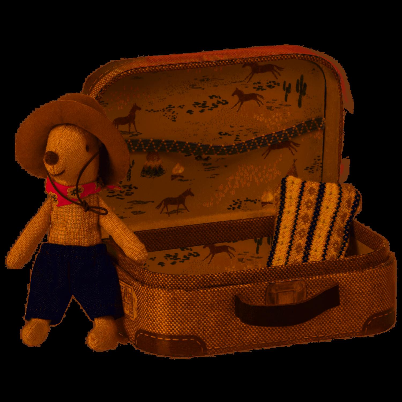 Cowboy aus dem Koffer