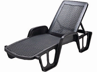 Stackable lounge chair