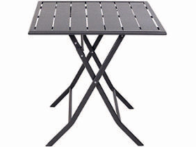 Aluminium Table - Dark Grey