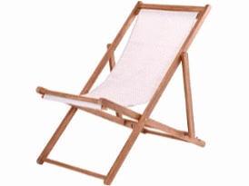 Folding Sun Chair
