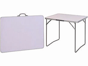 Camping Table 80x60x69cm