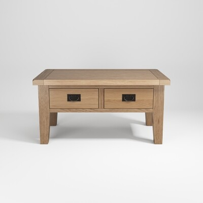 Coffee table 2 drawer