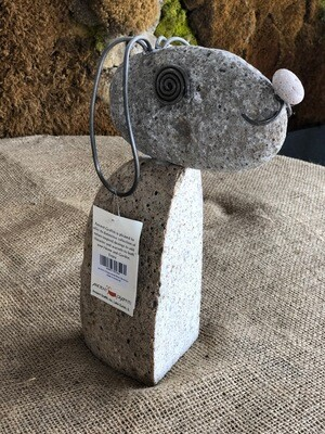 Ancient Graf Floppy-Ear Stone Dog BFG2019