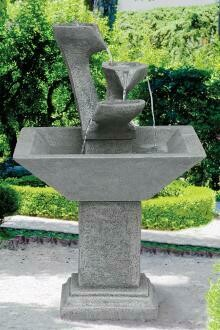 MASS BELIZE THREE SHELL FOUNTAIN-BFG 2020