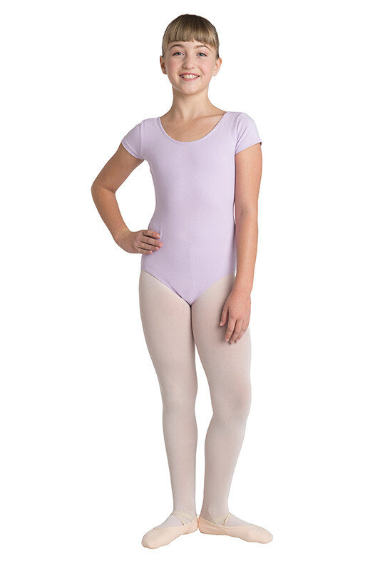 DAN 291 Cap Sleeve Leotard