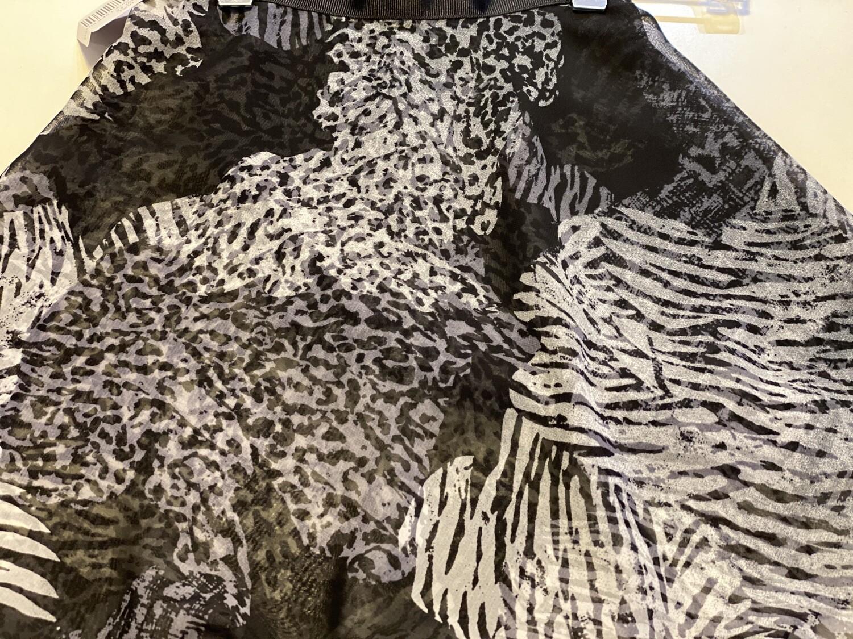 Dasha 4491 Animal Print Skirt