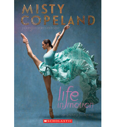 Misty Copeland-Life In Motion