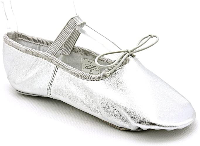 Trim B700 Silver Ballet Shoes