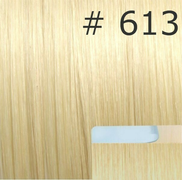 Tape Extensions # 613
