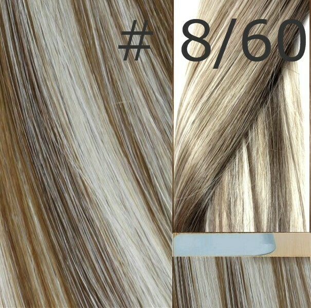 Tape Extensions #8/60