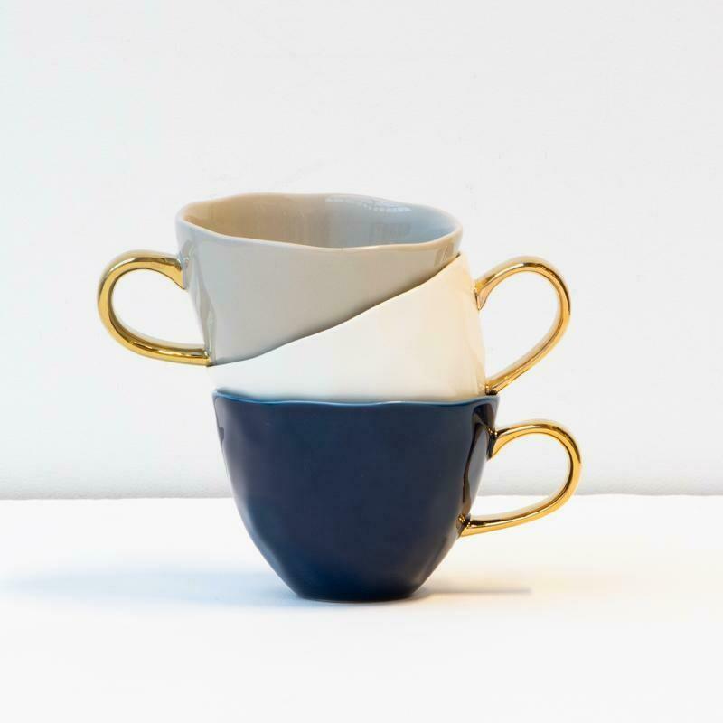 Good morning cup bleu nuit