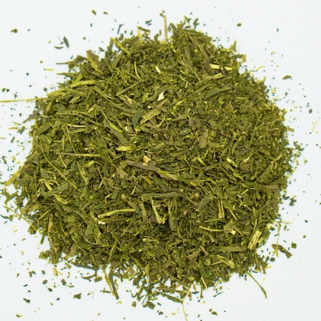 Sencha Fukamushi, Organic
