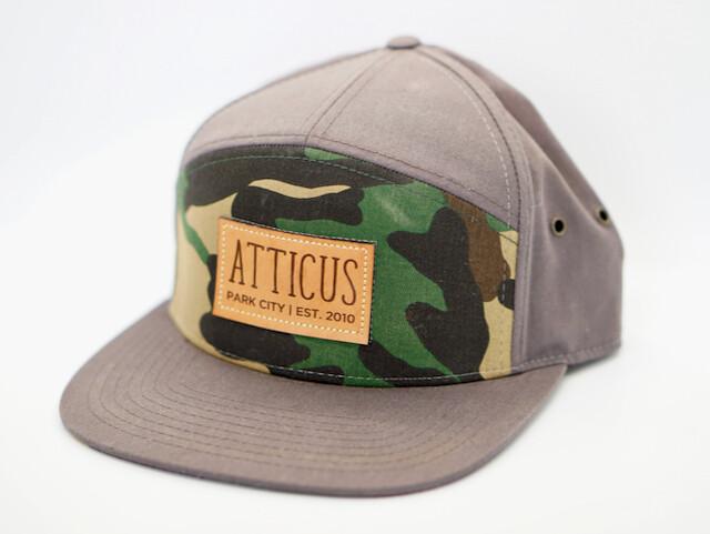 7-Panel Hat