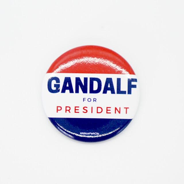 Gandalf Button