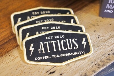 Atticus Patches!!