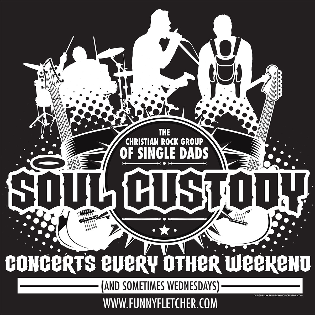2XL Soul Custody T-Shirt