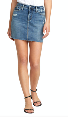 Francy Jean Skirt