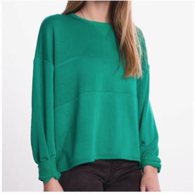 Green Home Run Sweatshirt