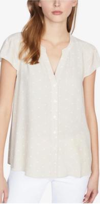 Dots Tiffany Blouse