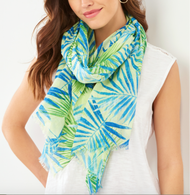 Leaves Scarf