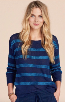 Ocean Stripe Sweater