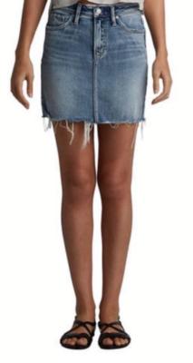 Francy Denim Skirt