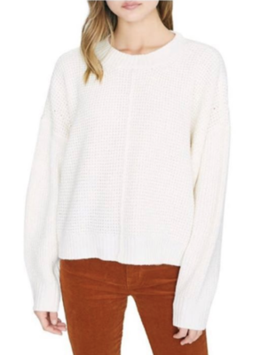 Moonstone Knit Sweater