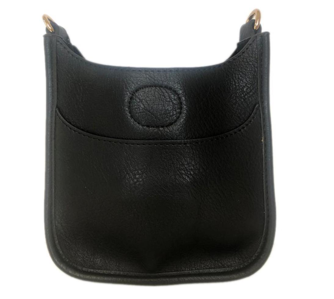 Petite Faux Leather-No Strap